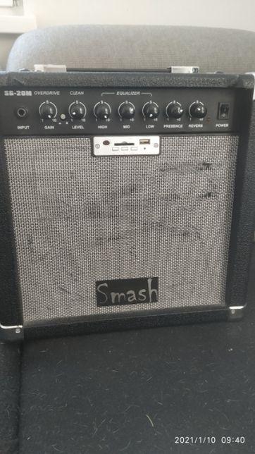 Wzmacniacz gitarowy Smash