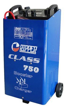 Prostownik z rozruchem Class 750A 12/24V 80-900Ah LCD POLSKI