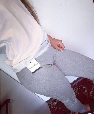Calvin Klein legginsy prezent nowe S,M polecam!