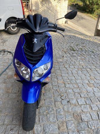 Scooter 50cc Peugeot
