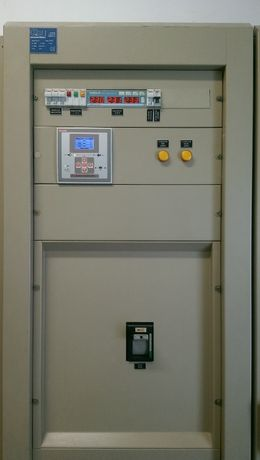 Unidades de Controlo p/ Geradores e Quadros de Inversão