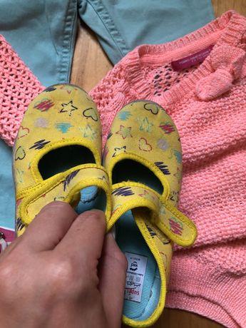 Тапочки туфли в сад 27 superfit