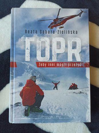 """Książka o niezwykłych ludziach """" TOPR aby inni mogli przeżyć"""""""