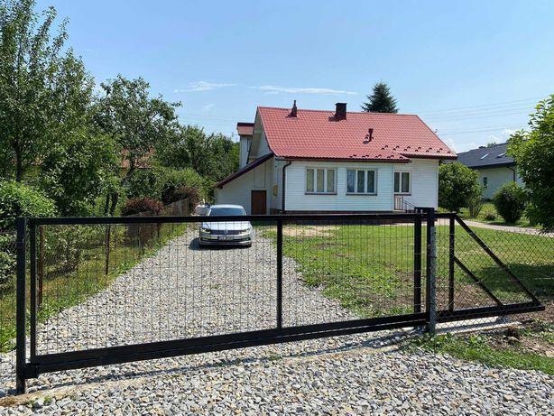 Malowniczo położony dom na doby w Zagórzu, Bieszczady