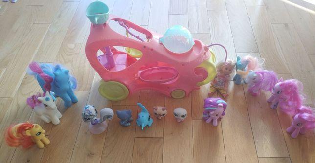 Littlest Pet Shop + My Little Pony