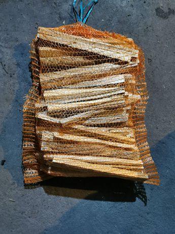 Drewno rozpalkowe sosnowe