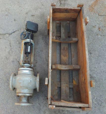 Трехходовой клапан с электрическим исполнительны механизмом ЕСПА 02 ПВ