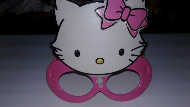 Óculos/máscara Hello Kit