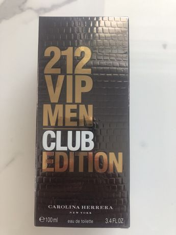 212 VIP MEN Club Edition 100ml Carolina Herrera perfumy