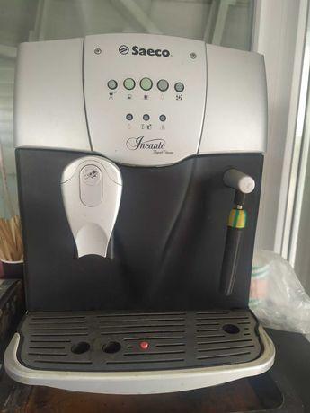 Кофе машина б/у Saeco Incanto, кавоварка б/у