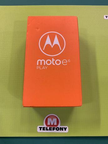 Ursynów Galeria - Motorola Moto E6 Play czarny nowy
