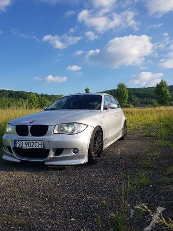 BMW SERIA 1  204KM!!! Cena ostateczna bez neg. Zależy mi na czasie