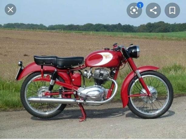 Moto Morini 175 gt
