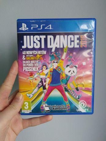 gra Just dance 2018