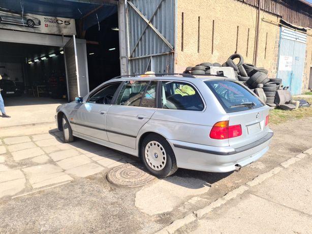 BMW e39 drzwi zamek boczki mechanizm błotnik zderzak lampy maska