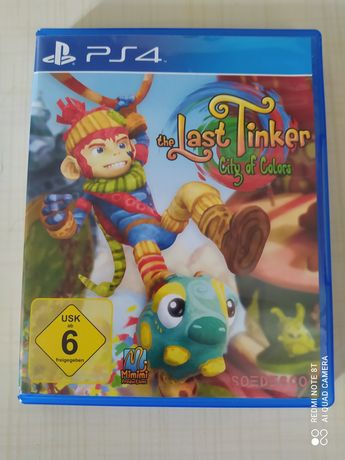 PS 4 | The Last Tinker |