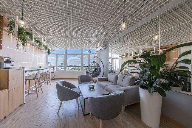 """Аll inclusive, офис 27 м2 """"Botanic Towers"""" Саксаганского 121"""