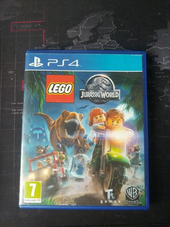 Lego jurassic park ps4