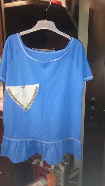 Letnia bluzeczka XL