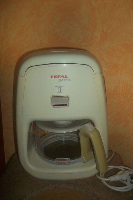 кофеварка Тефаль