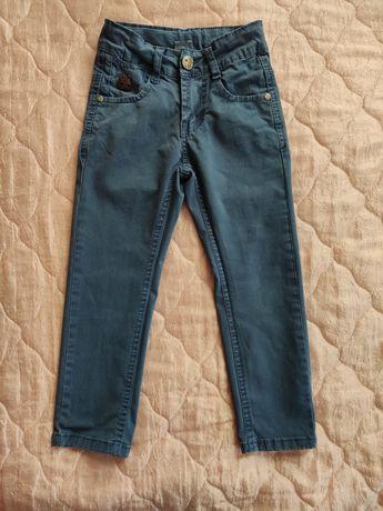 Штани, брюки котонові на зріст 90-100см