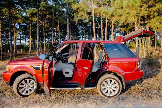 Продам Range Rover sport l320