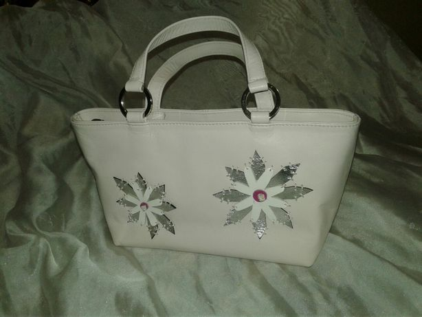 Jane Shilton шкіряна фірмова сумочка