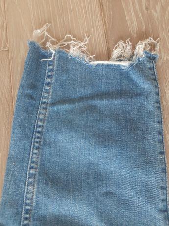 Spodnie ciążowe jeans H&M Mama rozm.S