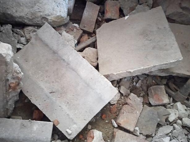 Płyty spusty z piaskowca 130-letnie