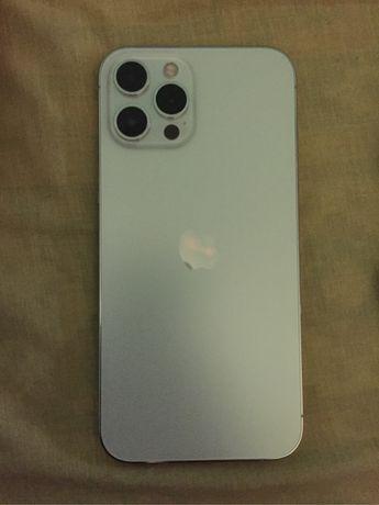 Iphone 12 pro Max 256Gb ( Caixa+ Fatura+ adaptador)