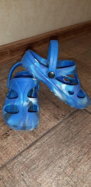 Обувь для бассейна, пляжа по стельке 16 см