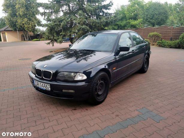 BMW Seria 3 E46 320d 2000r Sprawne! Długo ważne OC i przegląd! Możliwa zamiana!
