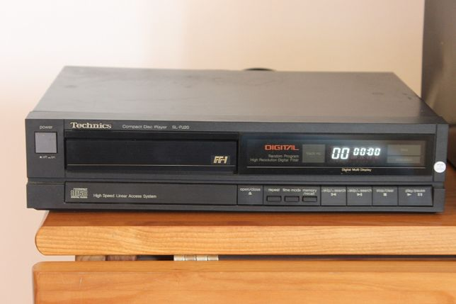 Technics compact disc player - Technics Sa X25WL Hifi Estéreo Cassete