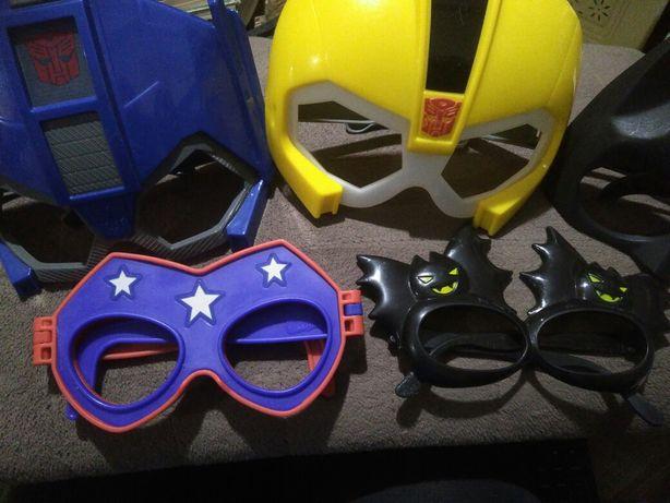 Продам разные маски и очки