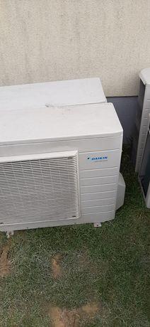 Pompy ciepła powietrze woda daikin alterna i rotex 8 i 6kw