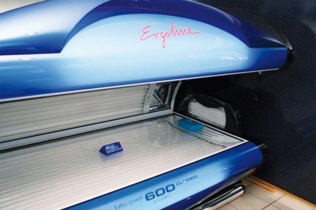 Plexi Solarium Lampy Serwis Ergoline 600 Classic