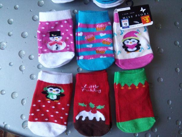 Набор носочков для малышей