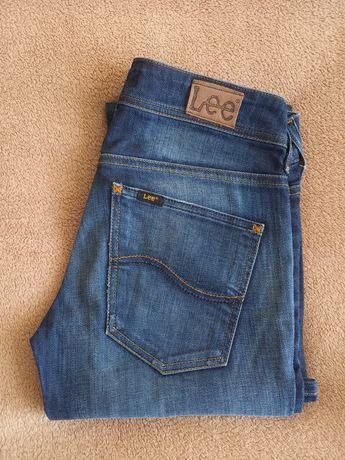 Lee jeansy damskie pas 80 jeans dzwony