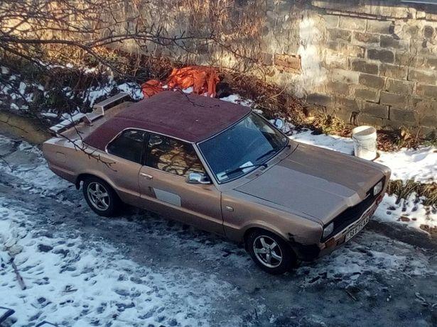 Ford taunus ретро рабочий автомобиль