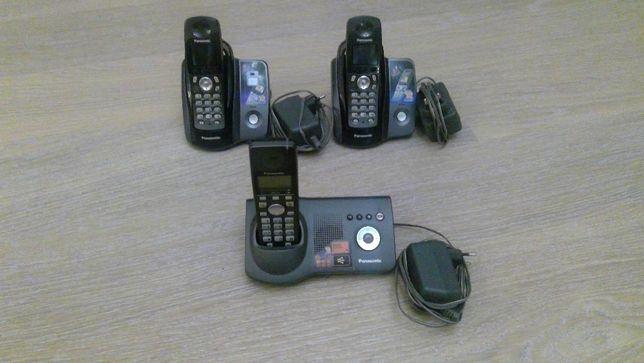 Телефоны стационарные беспроводные ПАНАСОНИК
