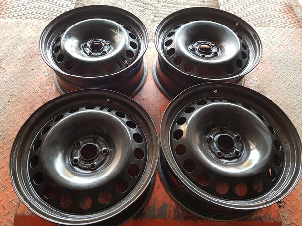 Felgi Stalowe Opel Astra J-K R17 5x105 ET42 -7J+czujniki ciśnienia