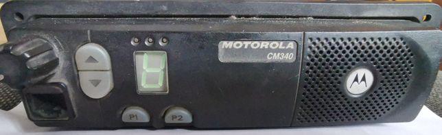 Radiotelefon Motorola CM340