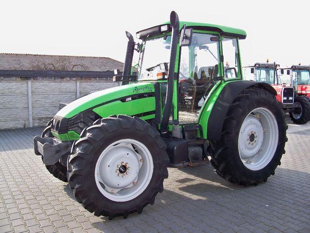 Deutz-Fahr Agroplus 95 W oryginale Sprowadzony Biegi Pełzające