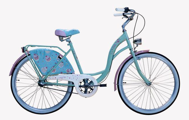 Rower miejski Pin Up Girl LOLA Evo 3s/NEXUS