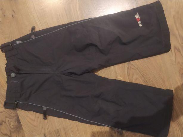 Spodnie narciarskie rozmiar 98/104