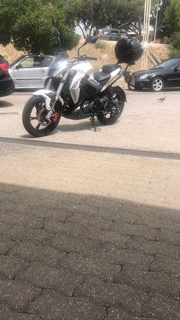 Keeway RKF 125 Euro 5