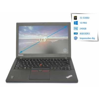 PROMOÇÃO Lenovo ThinkPad x250 i5 SSD. GARANTIA!!