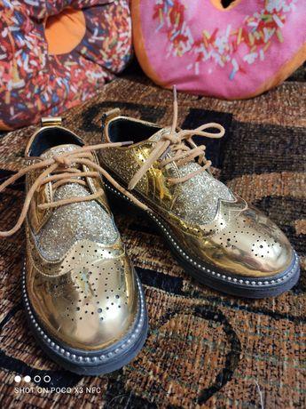 Золотые туфли на торжество