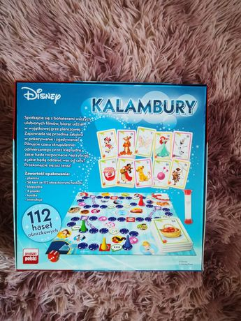 Kalambury Disney