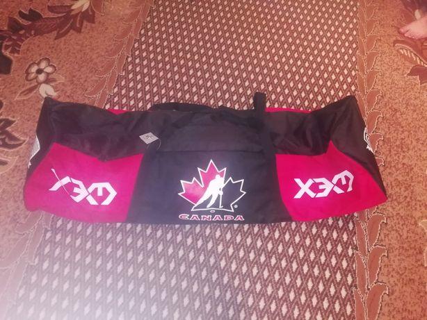 Хокейна сумка